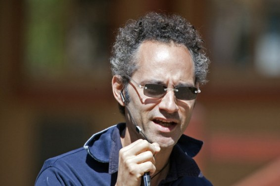 Alexander Karp: American billionaire businessman, co-founder and CEO of the software firm Palantir Technologies.
