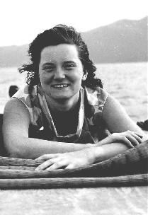 Barbara Robins - Nha Trang - 1964