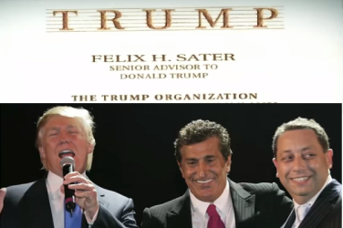 The Michael Cohen And Felix Sater Connection Is Where Russia