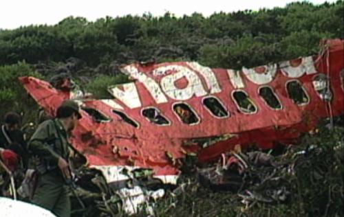 Avianca 203