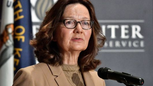 CIA Director Gina Haspel : Agency Must Focus on Nation State