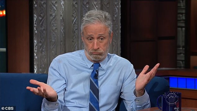 Sunday Parody — Comedian Jon Stewart on the Wuhan Lab-Leak Theory